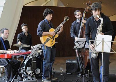 Evento músicos banda jazz 07